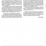 Locandine degli eventi realizzati nell'ambulatorio del Dott.Brunetta